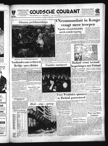 Goudsche Courant 1961-11-18