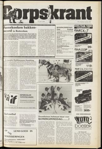 Dorpskrant 1988-04-27