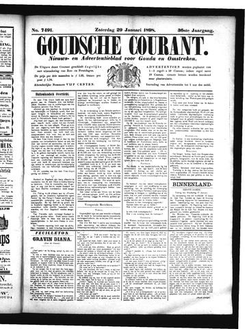 Goudsche Courant 1898-01-29