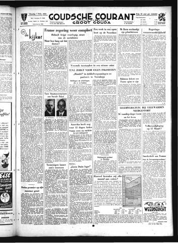 Goudsche Courant 1950-02-07