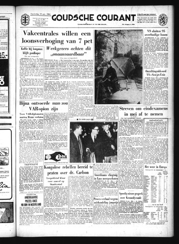 Goudsche Courant 1964-11-19
