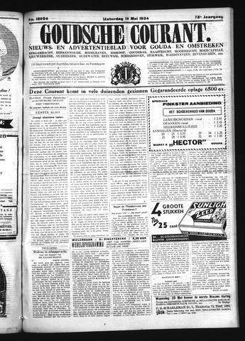 Goudsche Courant 1934-05-19
