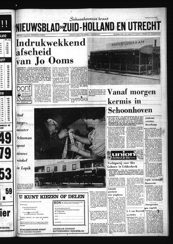 Schoonhovensche Courant 1974-03-22