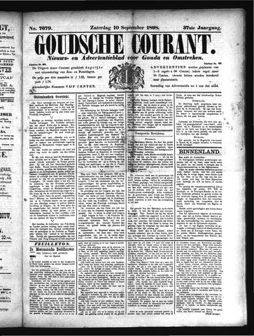 Goudsche Courant 1898-09-10