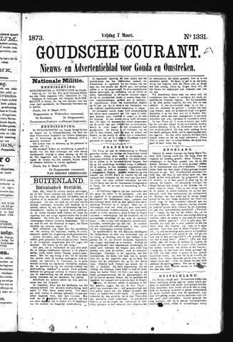 Goudsche Courant 1873-03-07