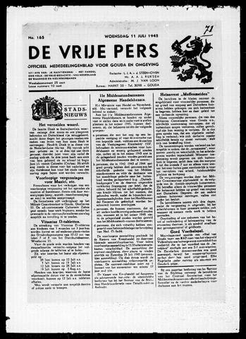De Vrije Pers 1945-07-11