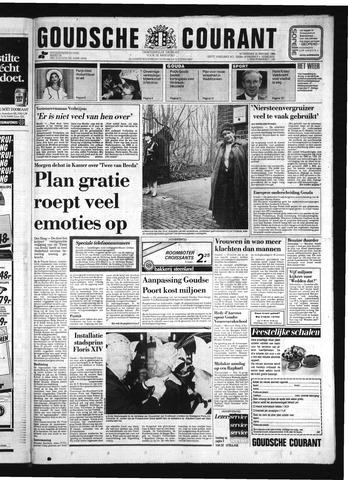 Goudsche Courant 1989-01-25