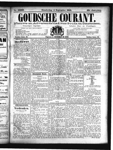 Goudsche Courant 1913-09-04