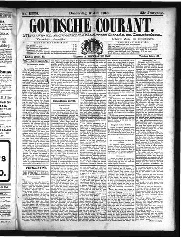 Goudsche Courant 1913-07-17