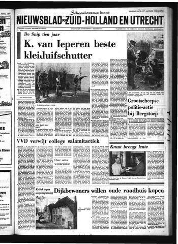 Schoonhovensche Courant 1977-04-18