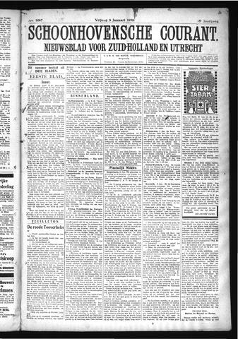 Schoonhovensche Courant 1926-01-08