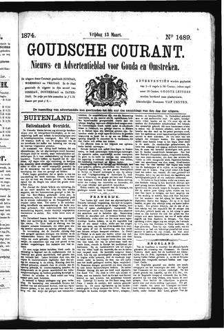 Goudsche Courant 1874-03-13