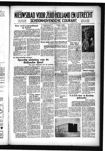 Schoonhovensche Courant 1953-07-13