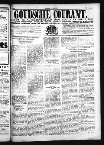 Goudsche Courant 1937-06-14