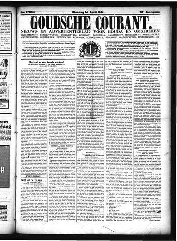 Goudsche Courant 1931-04-14