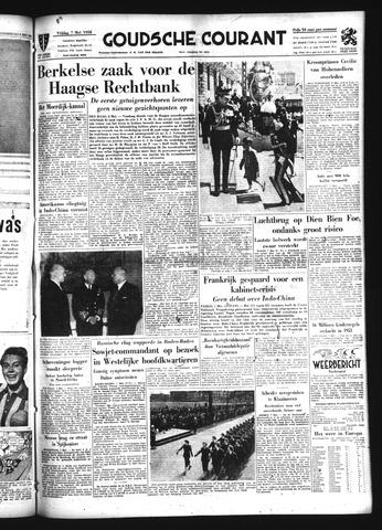 Goudsche Courant 1954-05-07