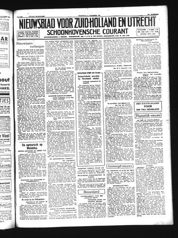 Schoonhovensche Courant 1941-12-31