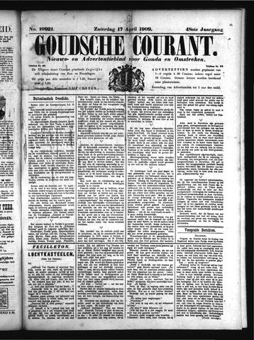 Goudsche Courant 1909-04-17