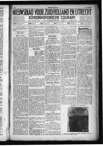 Schoonhovensche Courant 1930-05-14