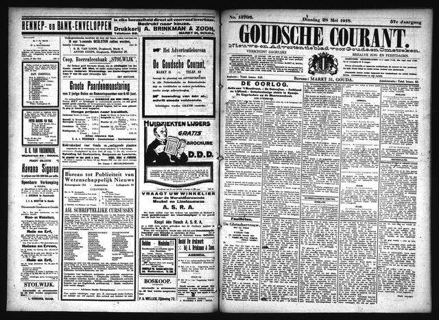 Goudsche Courant 1918-05-28