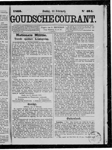 Goudsche Courant 1866-02-11