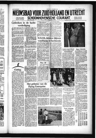Schoonhovensche Courant 1953-09-02