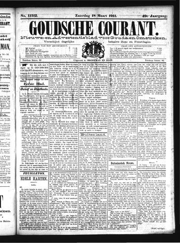 Goudsche Courant 1911-03-18