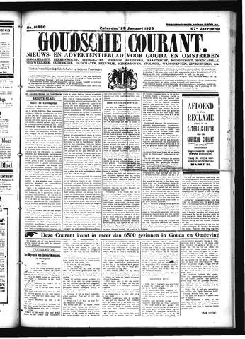 Goudsche Courant 1929-01-26