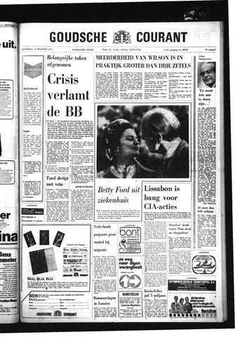 Goudsche Courant 1974-10-12