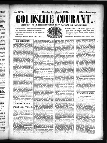 Goudsche Courant 1894-02-06