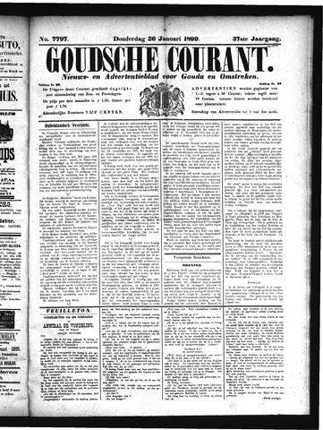 Goudsche Courant 1899-01-26
