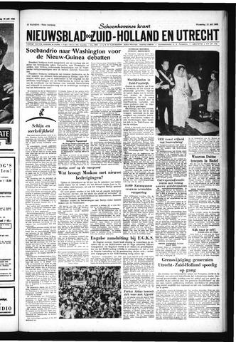 Schoonhovensche Courant 1962-07-18