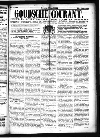 Goudsche Courant 1930-06-17