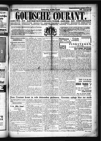 Goudsche Courant 1930-05-31