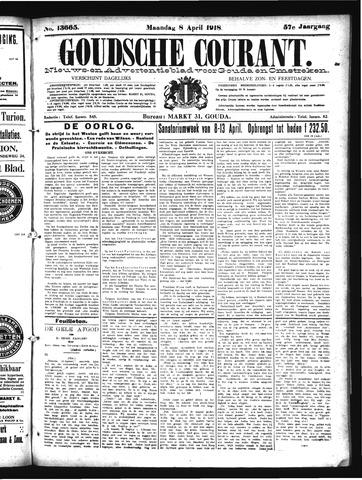 Goudsche Courant 1918-04-08