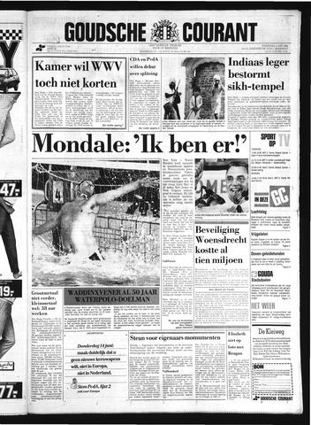 Goudsche Courant 1984-06-06