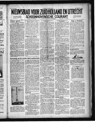 Schoonhovensche Courant 1948-02-18