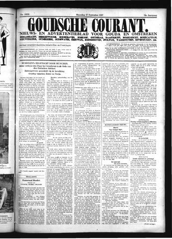 Goudsche Courant 1937-09-27