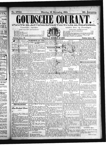 Goudsche Courant 1911-12-19