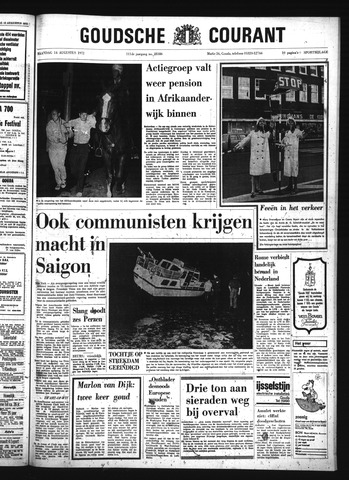 Goudsche Courant 1972-08-14