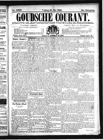 Goudsche Courant 1912-05-31