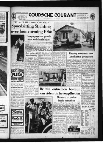 Goudsche Courant 1965-09-27
