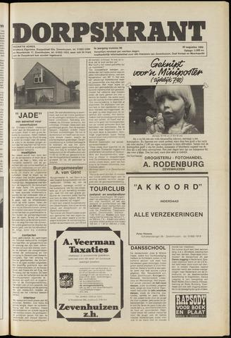 Dorpskrant 1982-08-20