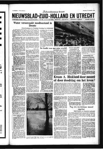 Schoonhovensche Courant 1965-12-20
