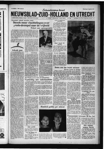 Schoonhovensche Courant 1961-08-09