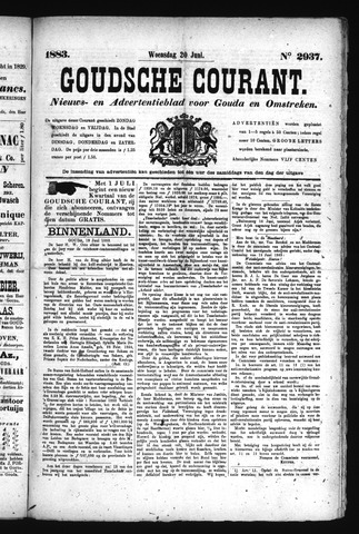 Goudsche Courant 1883-06-20