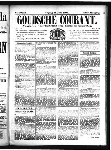 Goudsche Courant 1909-06-18