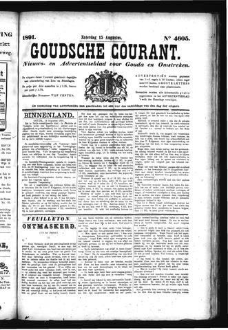 Goudsche Courant 1891-08-15