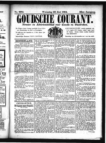 Goudsche Courant 1894-06-20
