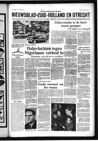 Schoonhovensche Courant 1970-01-16